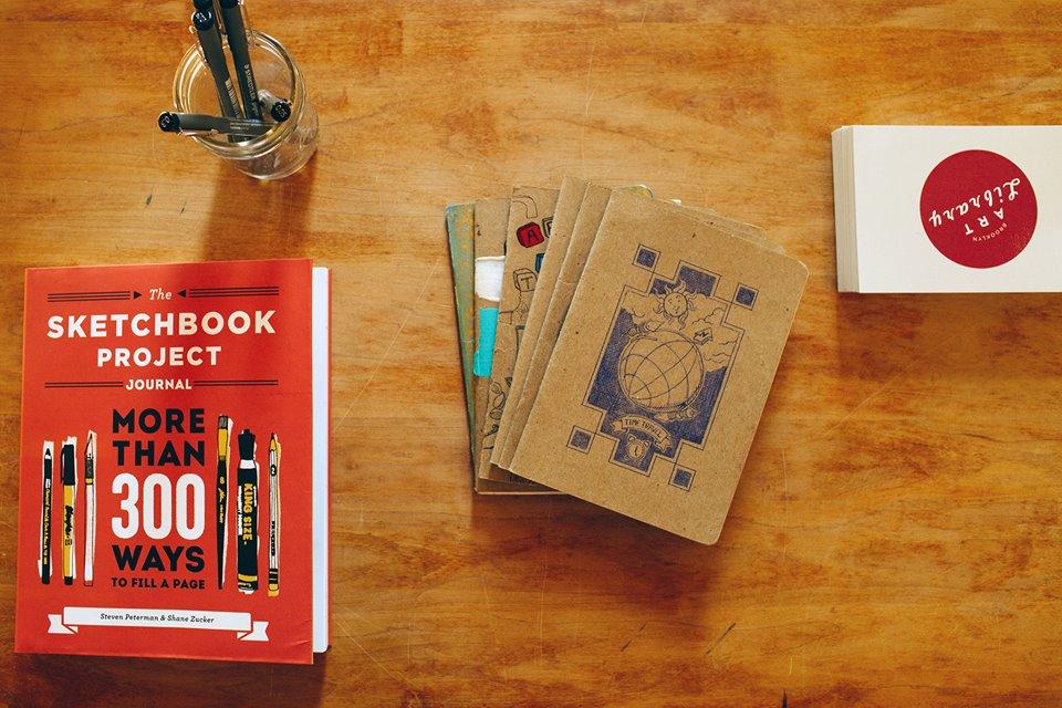 Wythe Hotel   Sketchbook Project