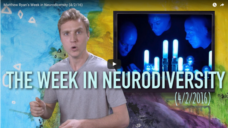 "J.A. Tan on ""This Week in Neurodiversity"""